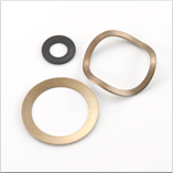 Compressed Spring Washers